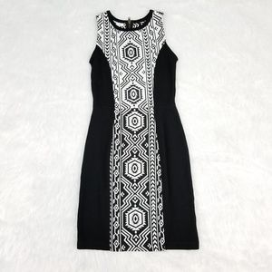 Porridge Anthropologie sheath dress tribal 4